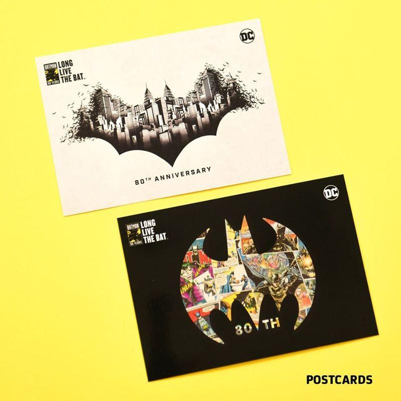 大馬郵政局 即日起發行蝙蝠俠80週年郵票! - hmitalk.com