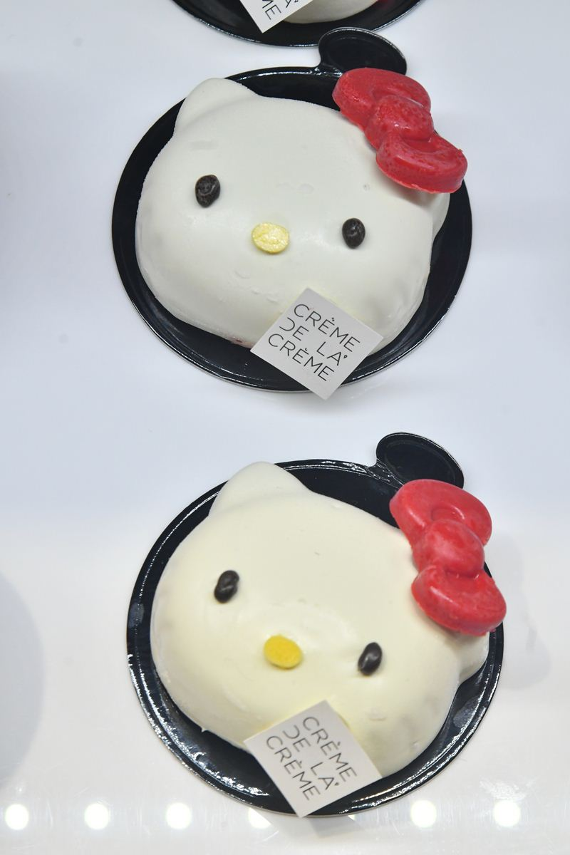 Hello Kitty限定甜品上市!吉蒂貓冰淇淋、甜甜圈...少女打卡必備! - hmitalk.com