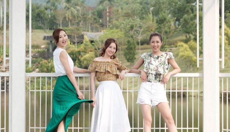 《仨心友行》11月17日開播!陳凱琳陳敏之高海寧泳裝鬥性感 - hmitalk.com