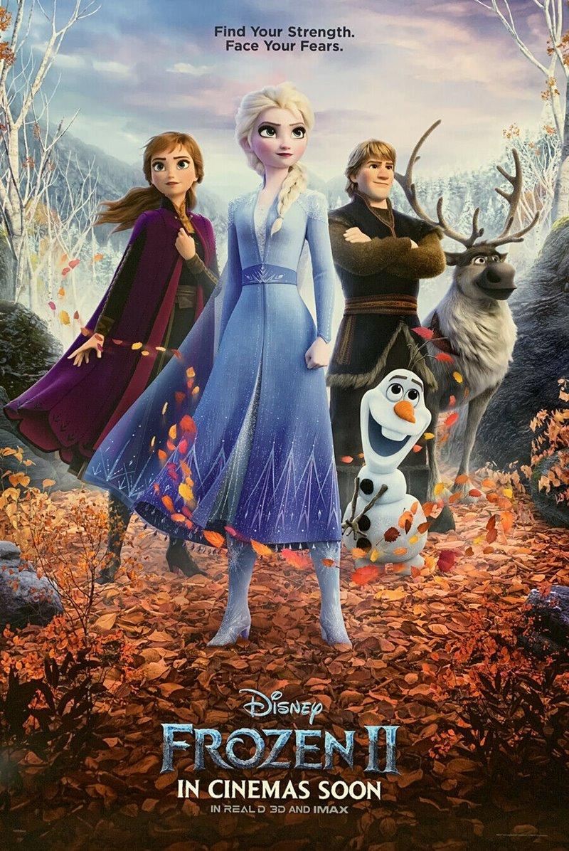 片尾有彩蛋!看完《Frozen 2》別急著走! - hmitalk.com