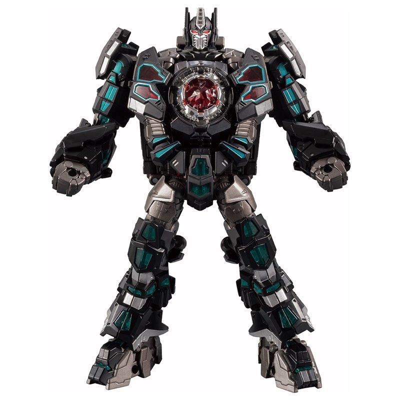 G-SHOCK x Transformers聯名新表:暗黑版擎天柱來襲! - hmitalk.com
