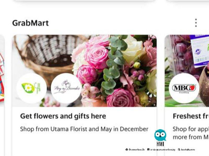 好消息!Grab在大馬推出GrabMart送貨新服務 - hmitalk.com