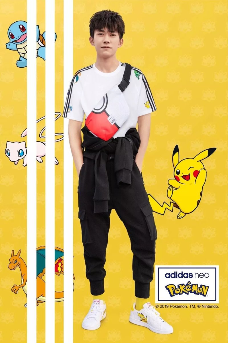 adidas推出全新Pokemon聯名系列!皮卡丘鞋包服飾潮度暴增! - hmitalk.com