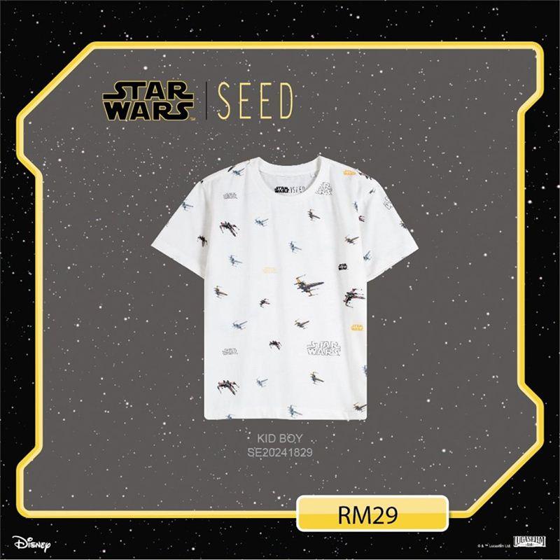 Padini推出《Star Wars》聯名服飾!僅從RM19.90起! - hmitalk.com