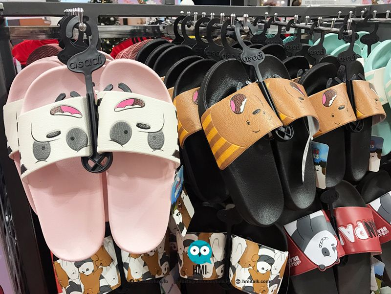Paradigm Mall「We Bare Bears」聖誕樹公仔!開放讓公眾領養! - hmitalk.com