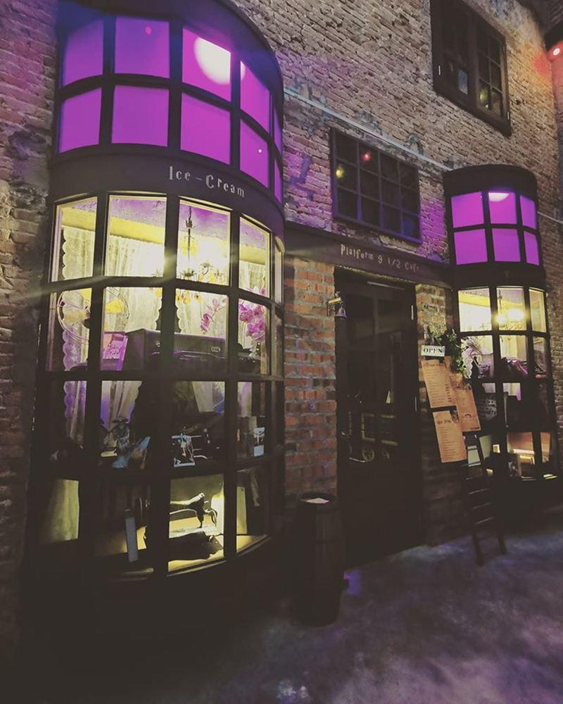 哈利波特主題:Platform 9 & 1/2咖啡館!進駐怡保施展魔法! - hmitalk.com