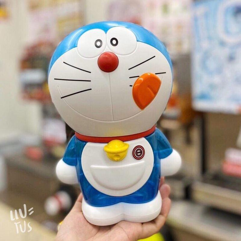 泰國7-Eleven推出哆啦A夢水瓶!還可以當成撲滿使用! - hmitalk.com