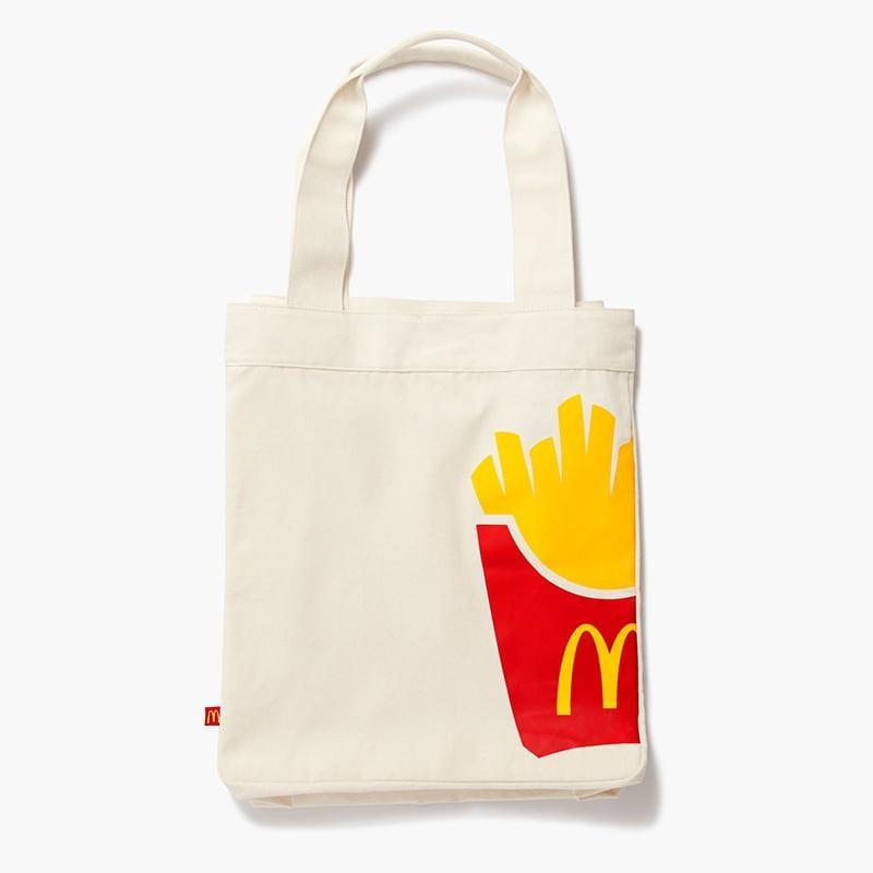 麥當勞推出自家服飾品牌!薯條襪子、Big Mac包包等超可愛 - hmitalk.com