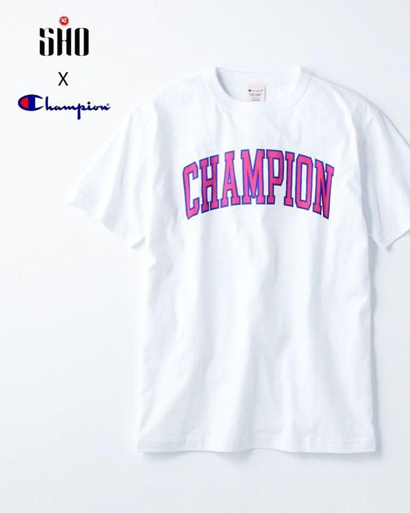 SHO X Champion快閃店進駐大馬!日本限定款也找到!**可自定義潮服 - hmitalk.com