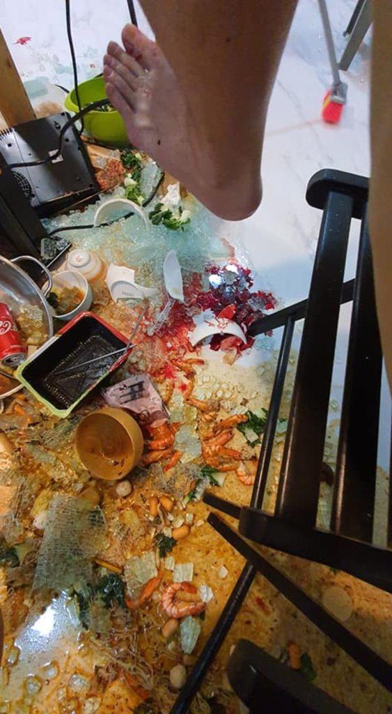 新年吃火鍋要注意!鋼化玻璃桌有自爆可能性! - hmitalk.com