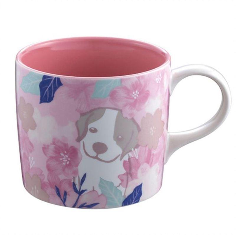 台灣Starbucks櫻花季首推:超萌貓狗主題限定品!**還有紫櫻系列周邊 - hmitalk.com