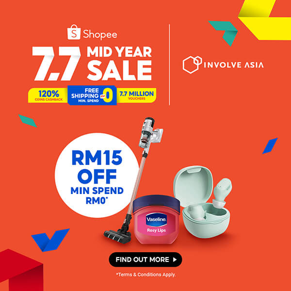 Shopee 77 Footer Mobile