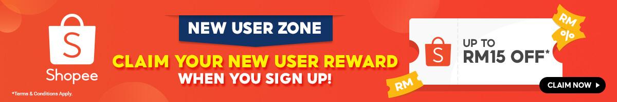 Shopee New User Zone – Leader Board